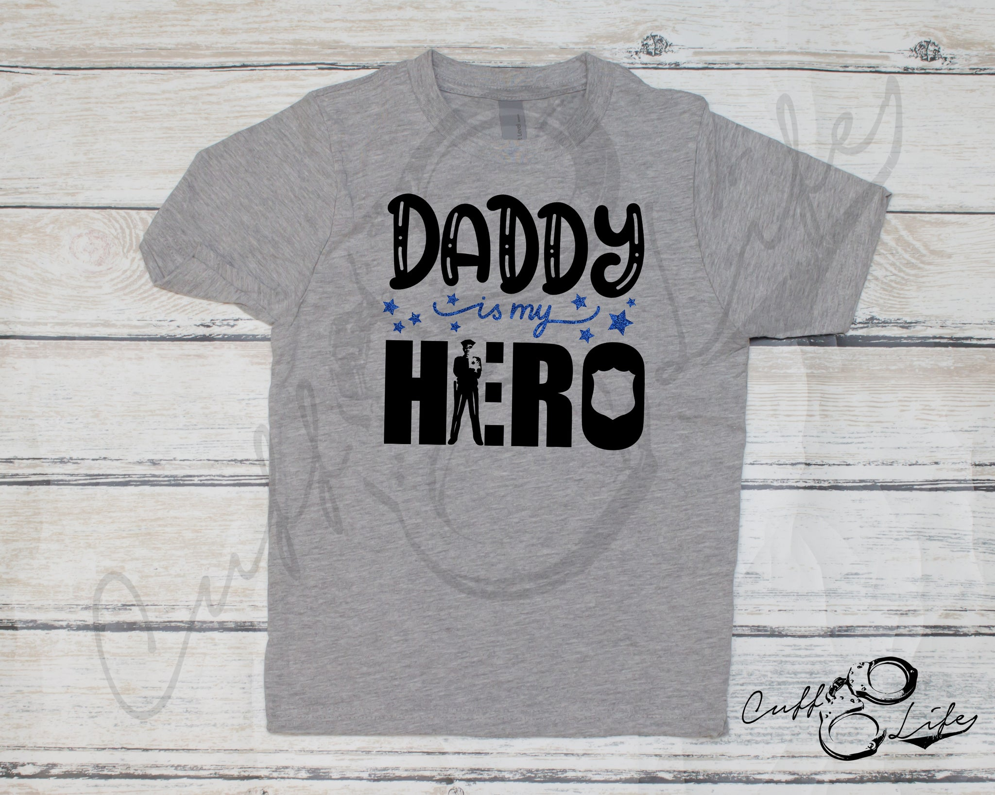 Daddy Is My Hero - Toddler/Youth T-Shirt