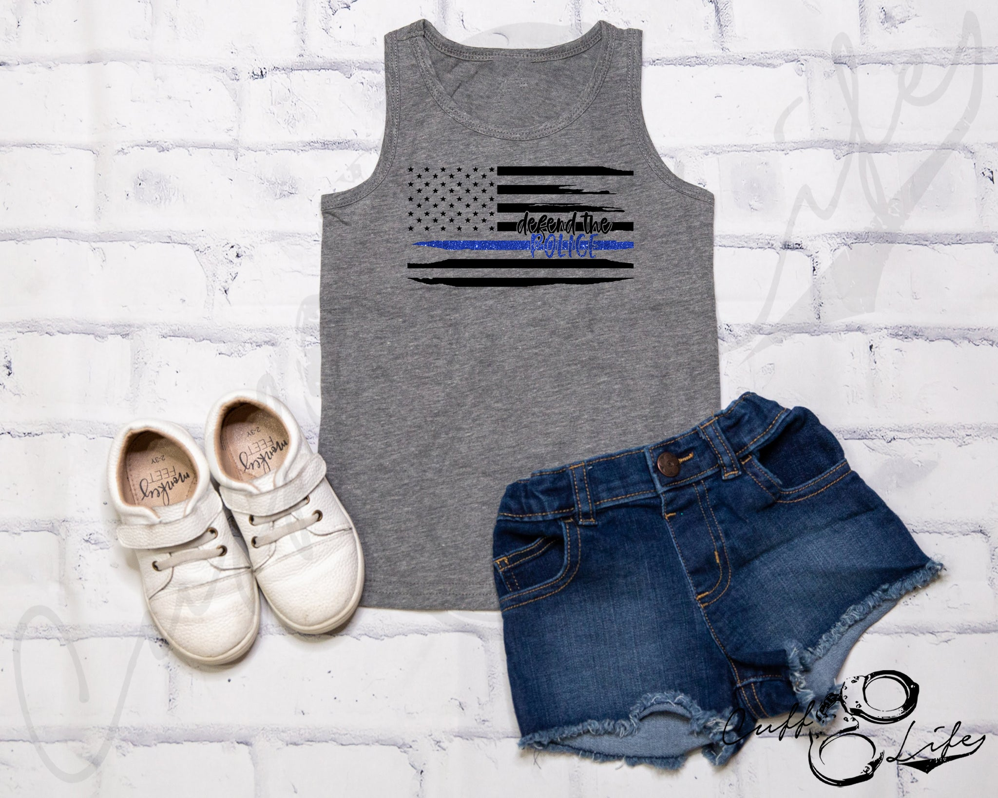 Defend the Police © -  Tank Top