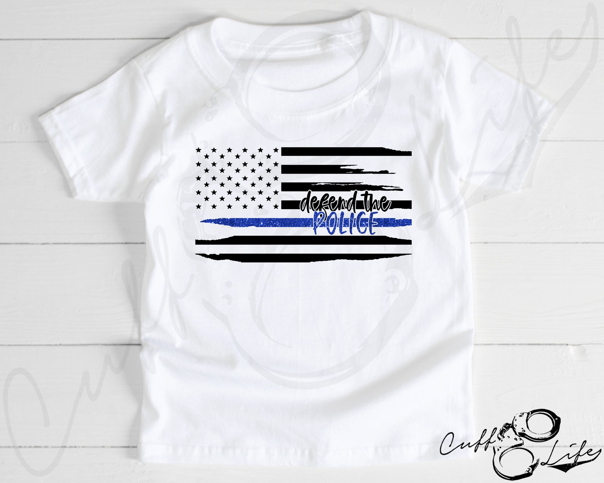 Defend the Police © -  Toddler/Youth T-Shirt