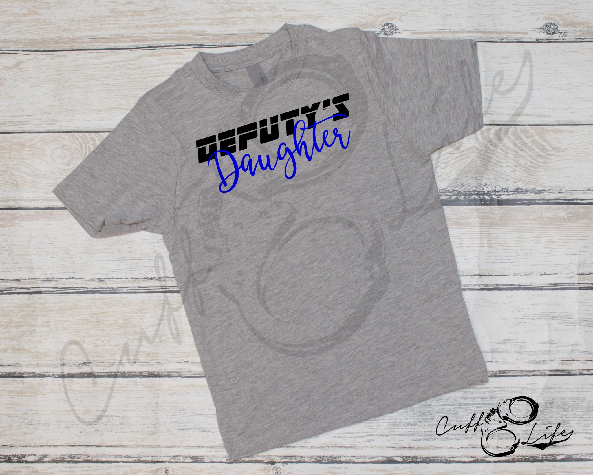 Deputy's Daughter © - Toddler/Youth T-Shirt