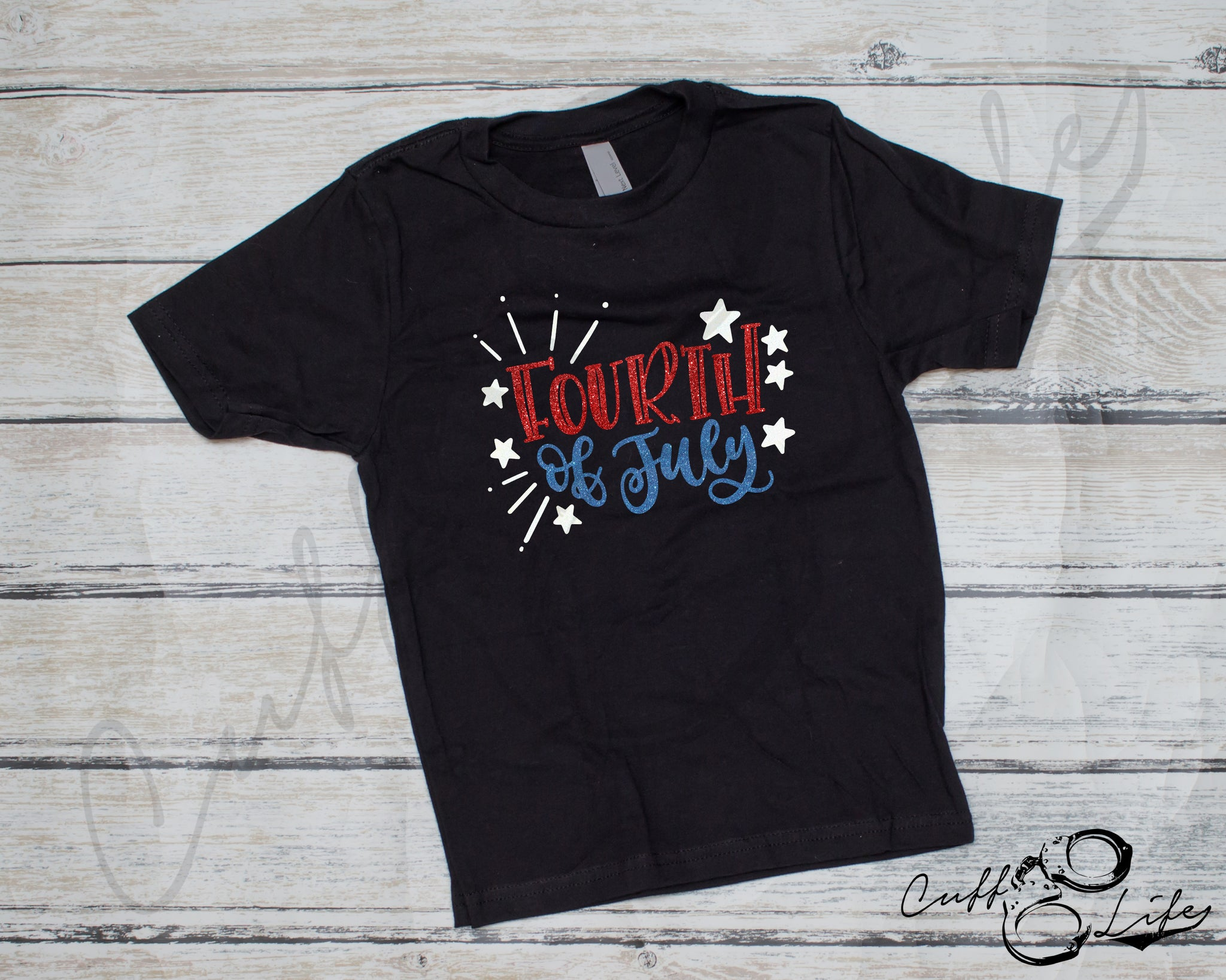 Fourth of July - Toddler/Youth T-Shirt