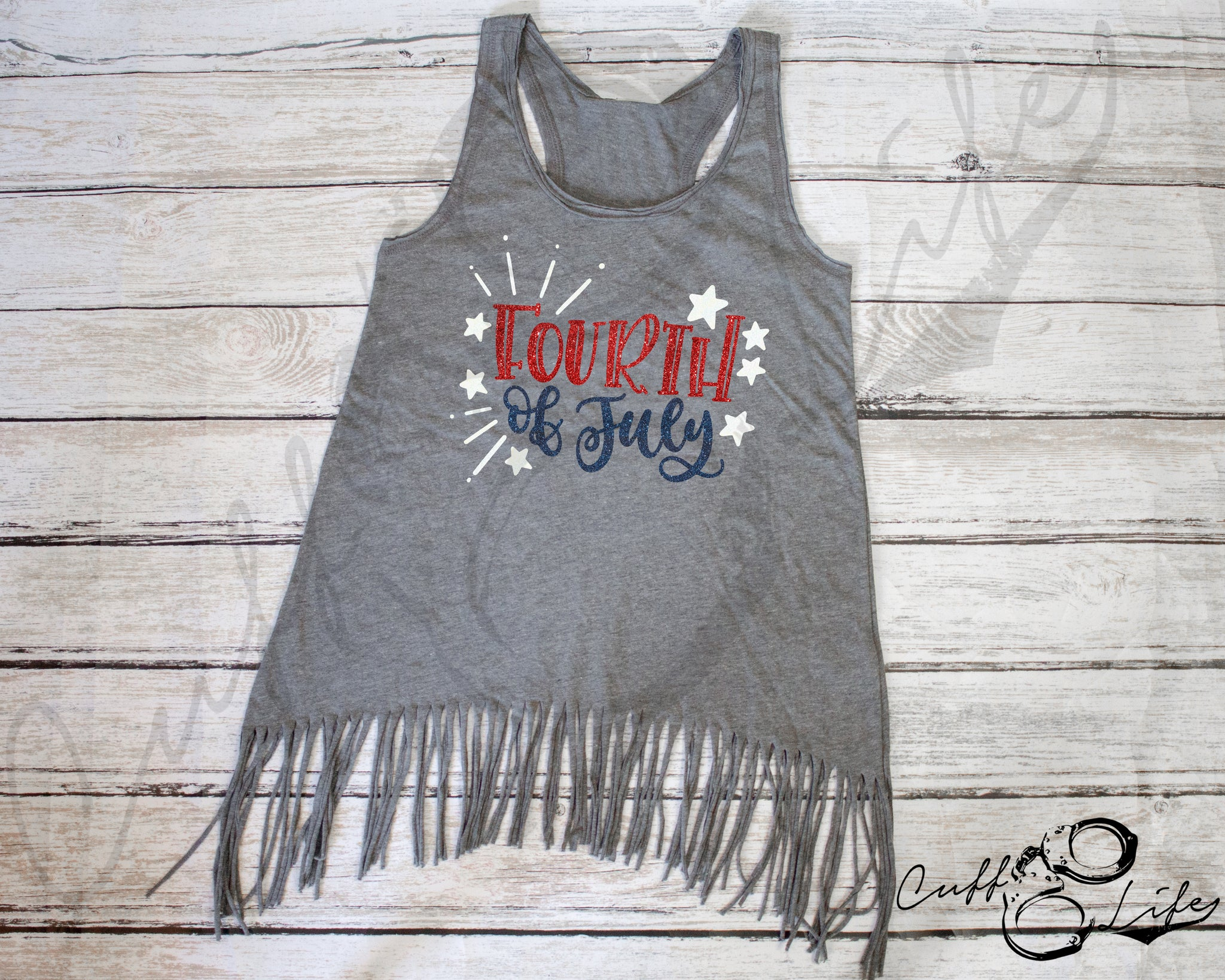 Fourth of July - Fringe Tank