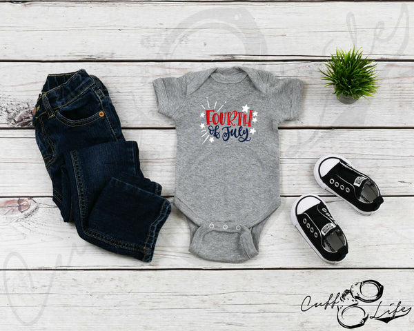 Fourth of July - Infant Bodysuit