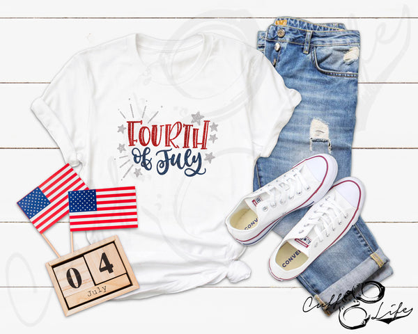Fourth of July - Unisex T-Shirt