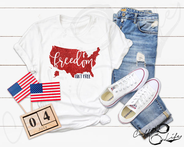 Freedom Isn't Free - Unisex T-Shirt
