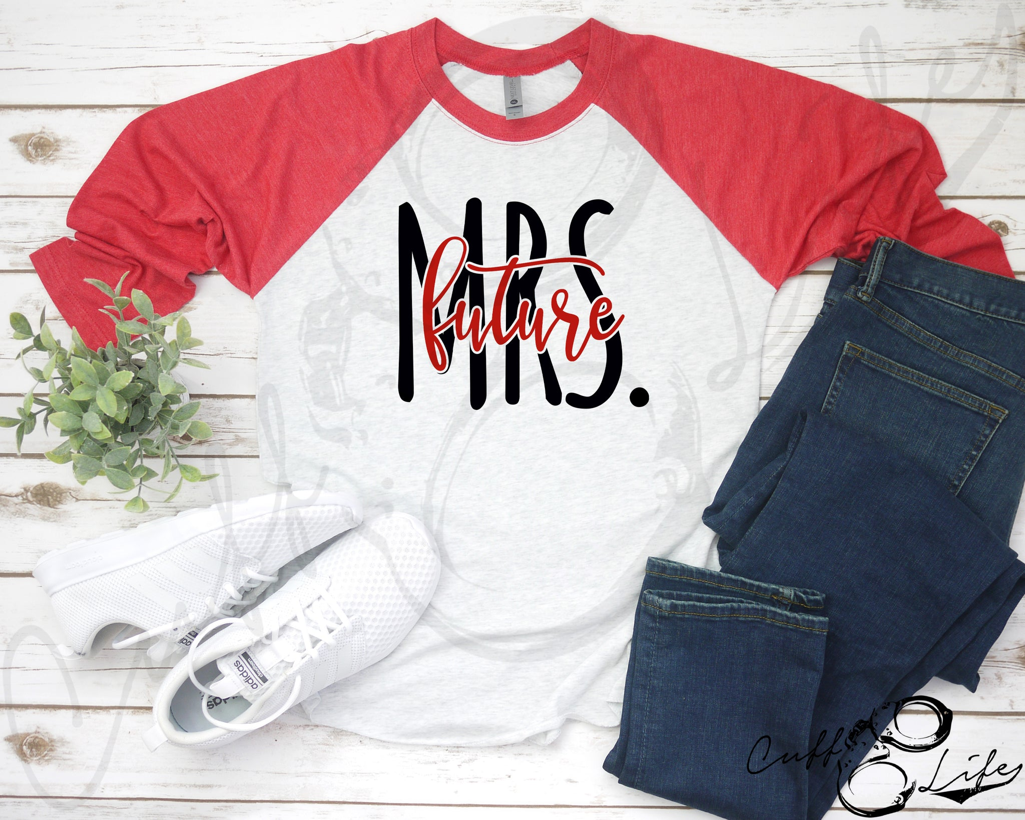 Future Mrs. TRL © - 3/4 Sleeve Raglan