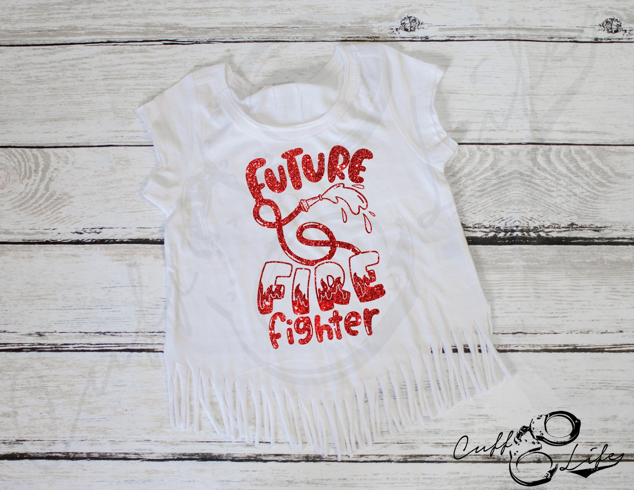 Future Firefighter - Fringe Tee