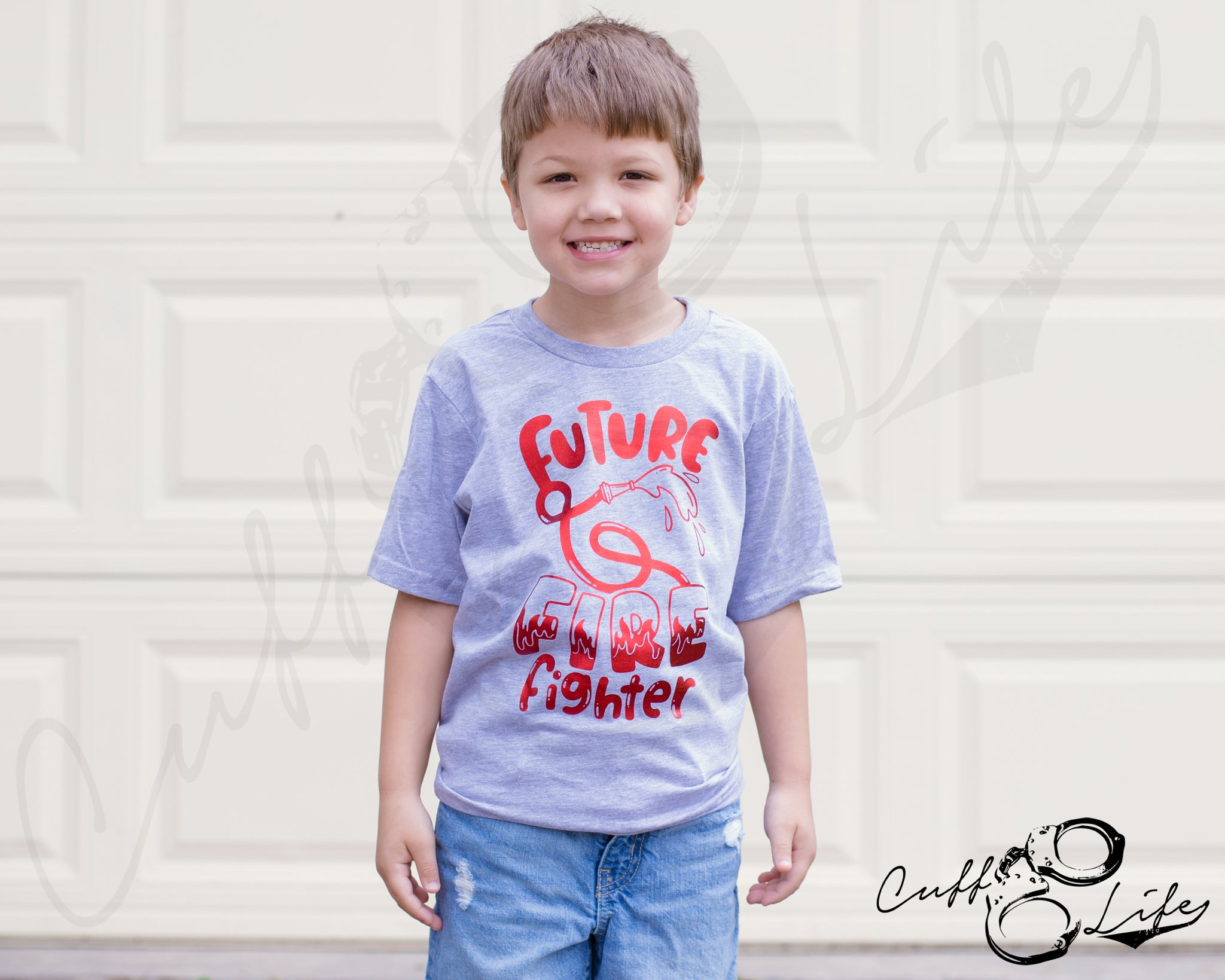 Future Firefighter - Toddler/Youth T-Shirt