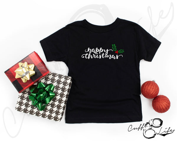 Happy Christmas - Toddler/Youth T-Shirt