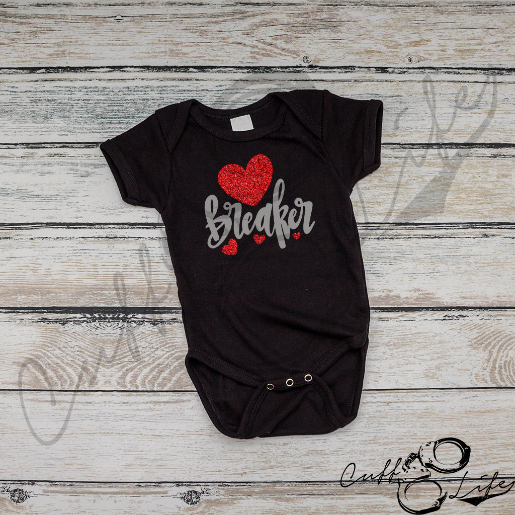 Heart Breaker - Infant Bodysuit