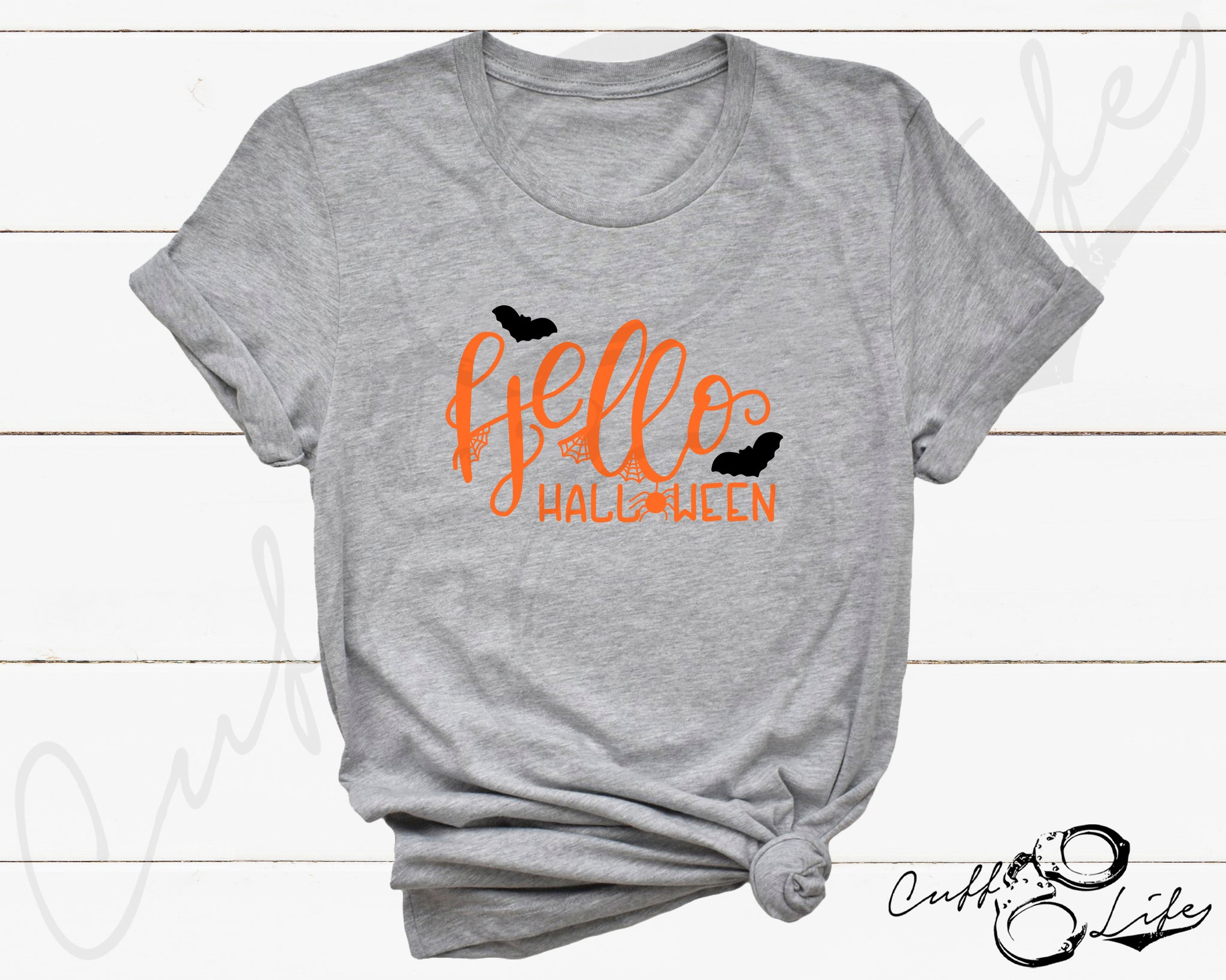 Hello Halloween - Unisex T-Shirt