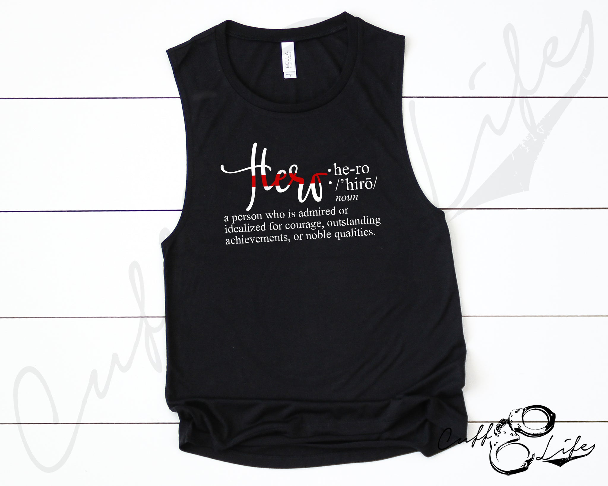 Hero Definition TRL © - Muscle Tank