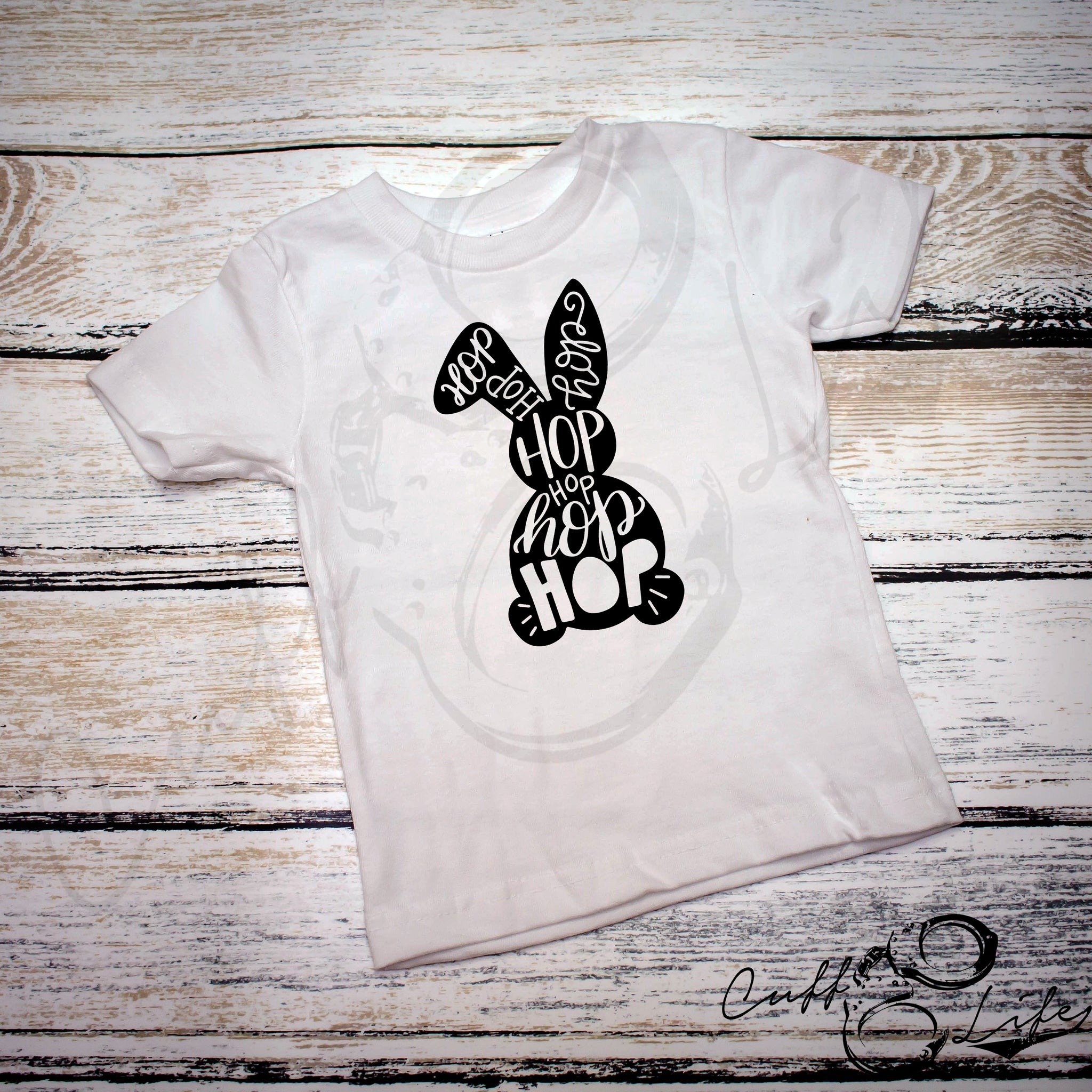 Hip Hop Bunny Rabbit - Toddler/Youth T-Shirt