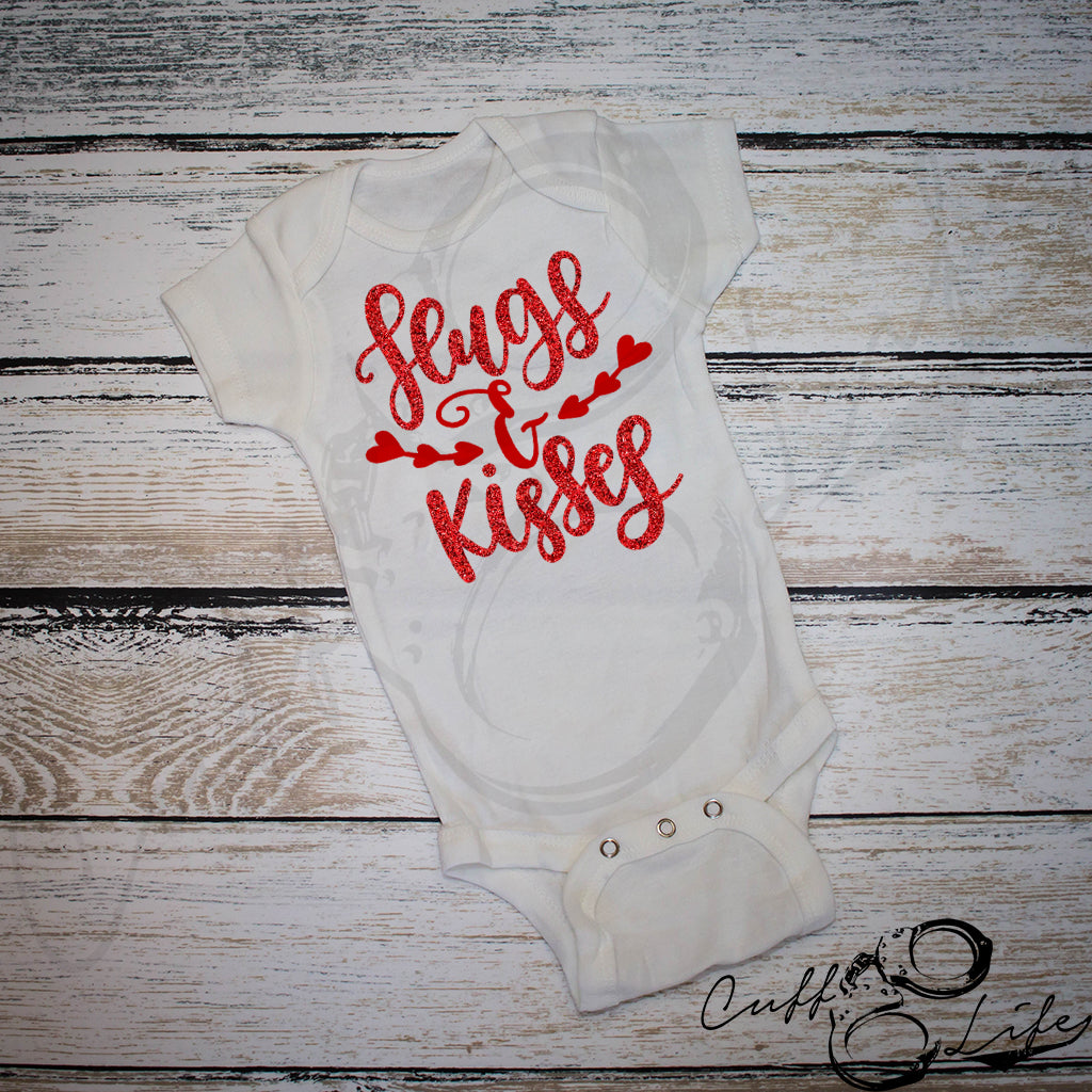 Hugs & Kisses - Infant Bodysuit