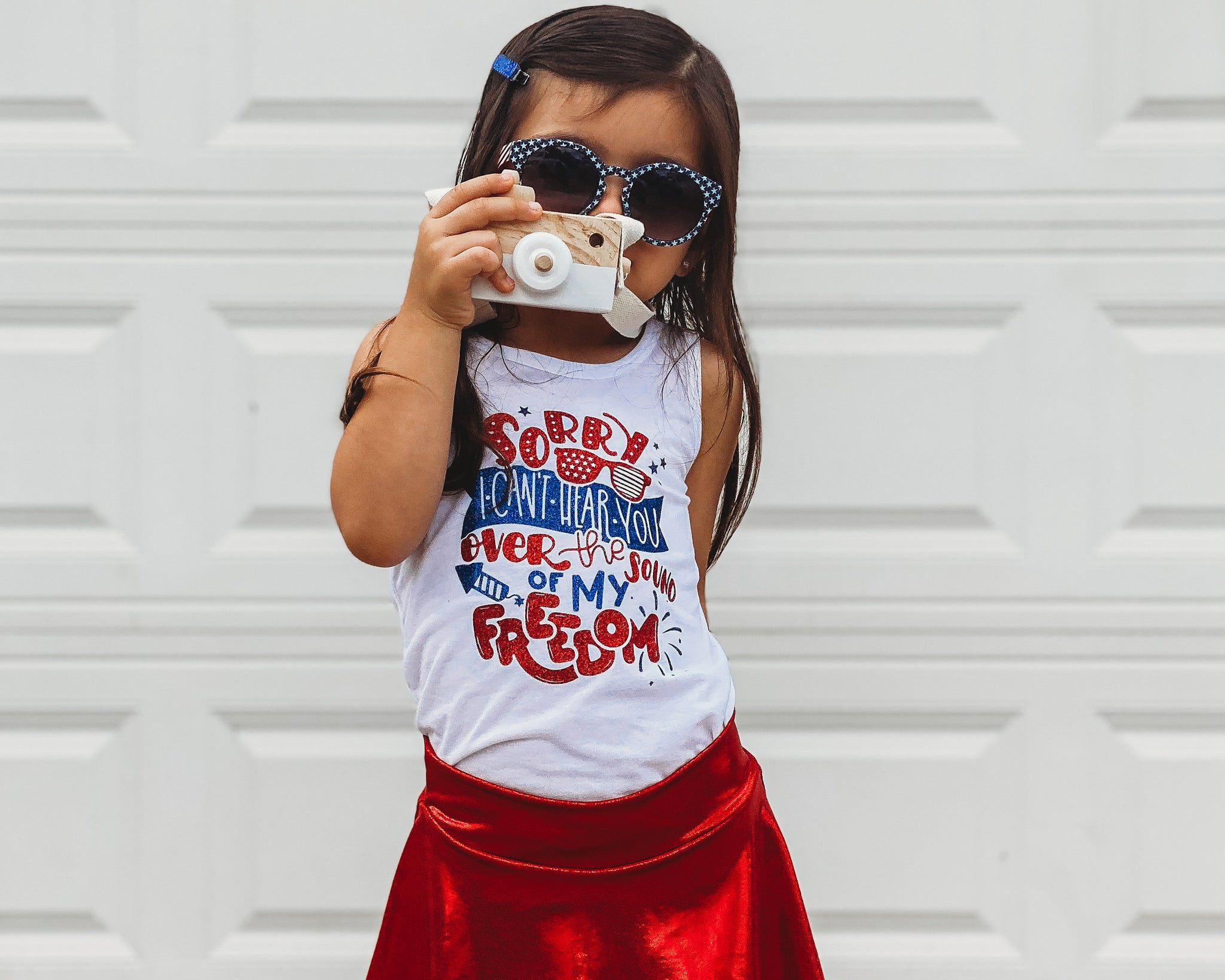 Sorry, I Can't Hear You - Toddler/Youth Tank