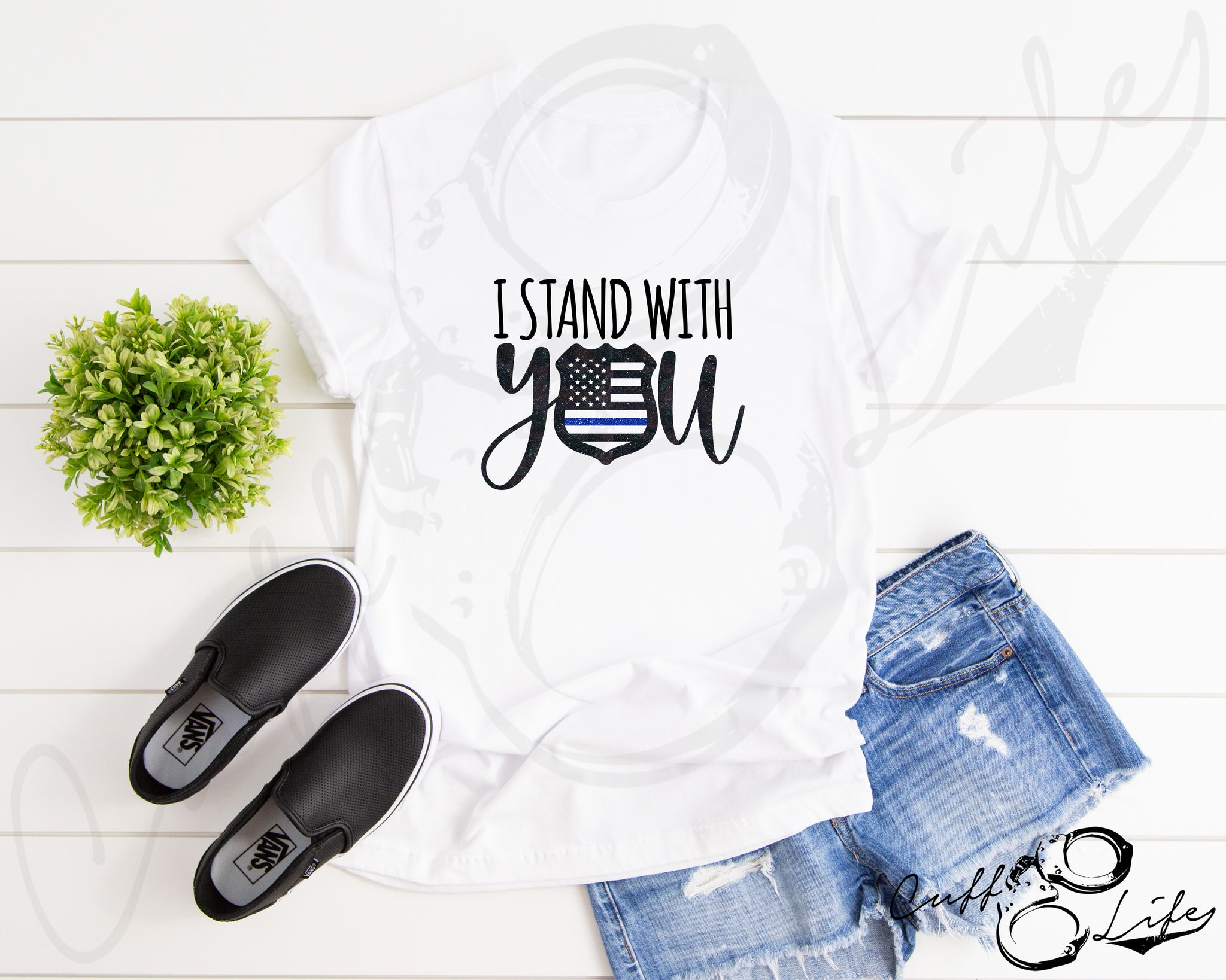 I Stand With You © - Unisex T-Shirt