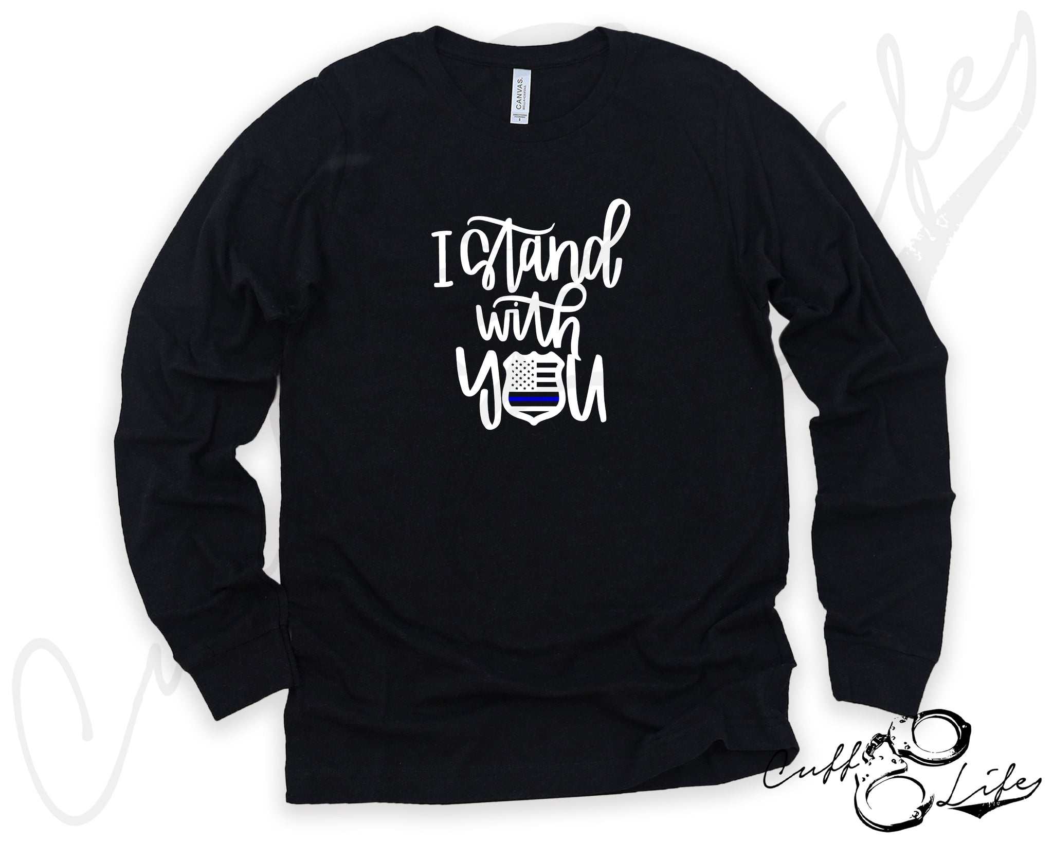I Stand With You 2 © - Long Sleeve Tee