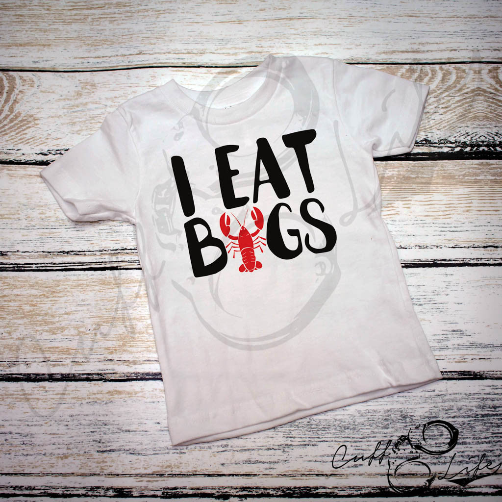 I Eat Bugs - Toddler/Youth T-Shirt