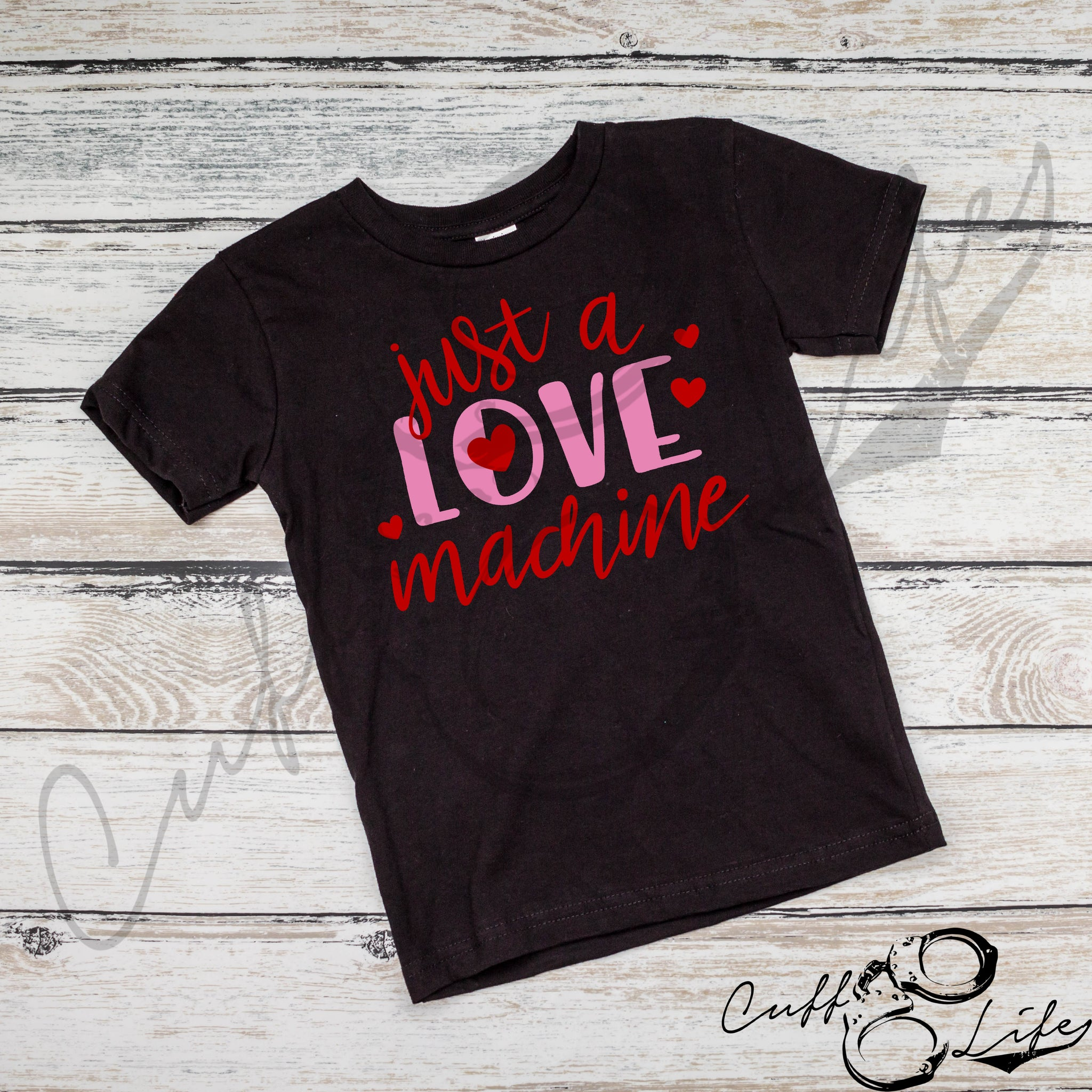 Just A Love Machine - Toddler/Youth T-Shirt