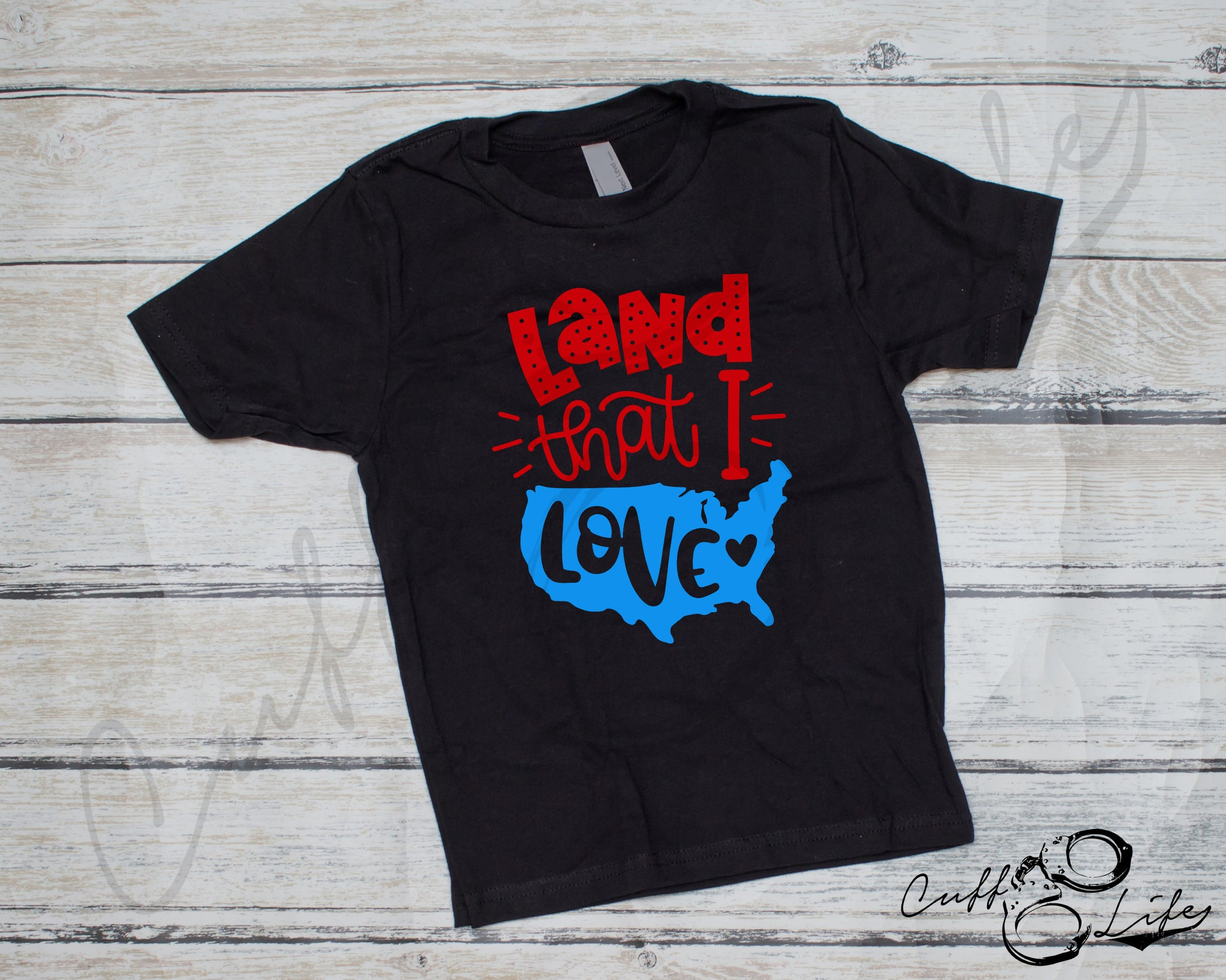 Land That I Love - Toddler/Youth T-Shirt