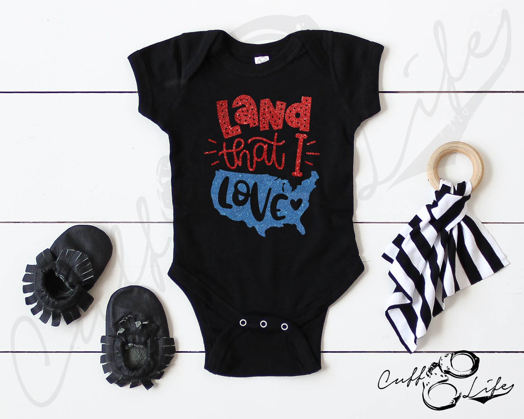 Land That I Love - Infant Bodysuit