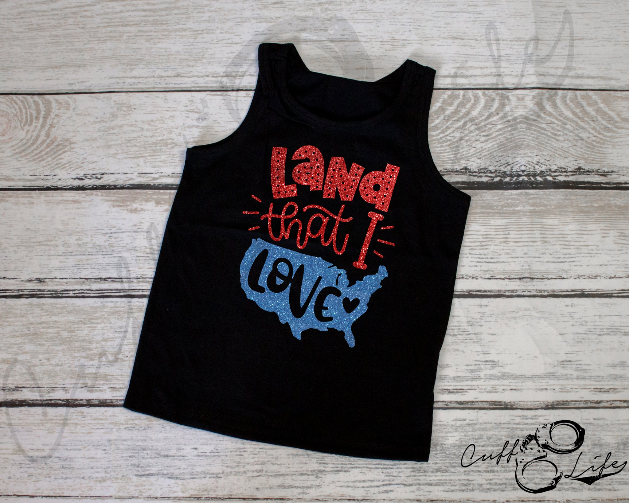 Land That I Love - Toddler/Youth Tank