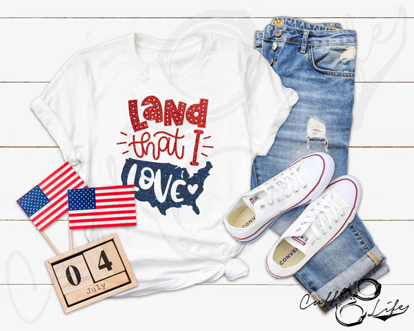Land That I Love - Unisex T-Shirt