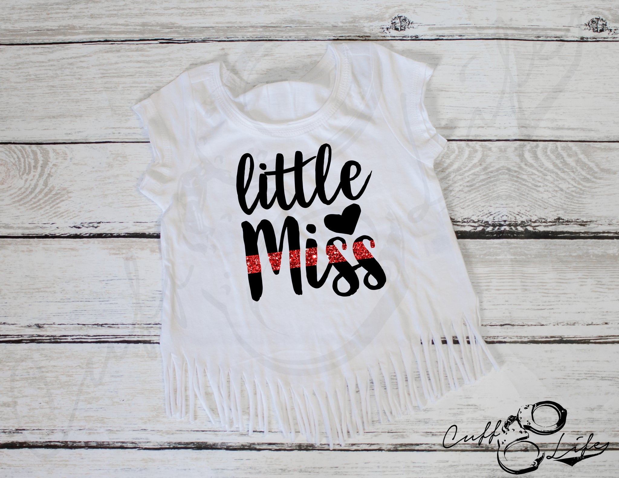 Little Miss TRL © - Fringe Tee