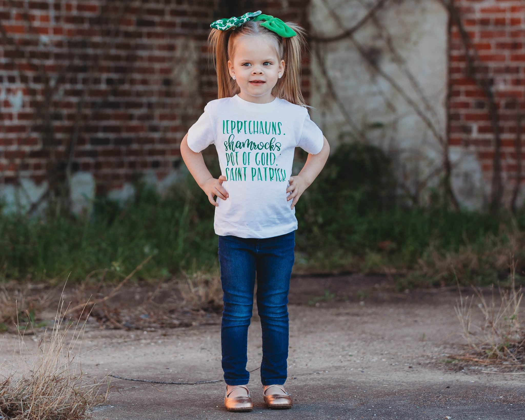 St. Patrick's Day - Toddler/Youth T-Shirt