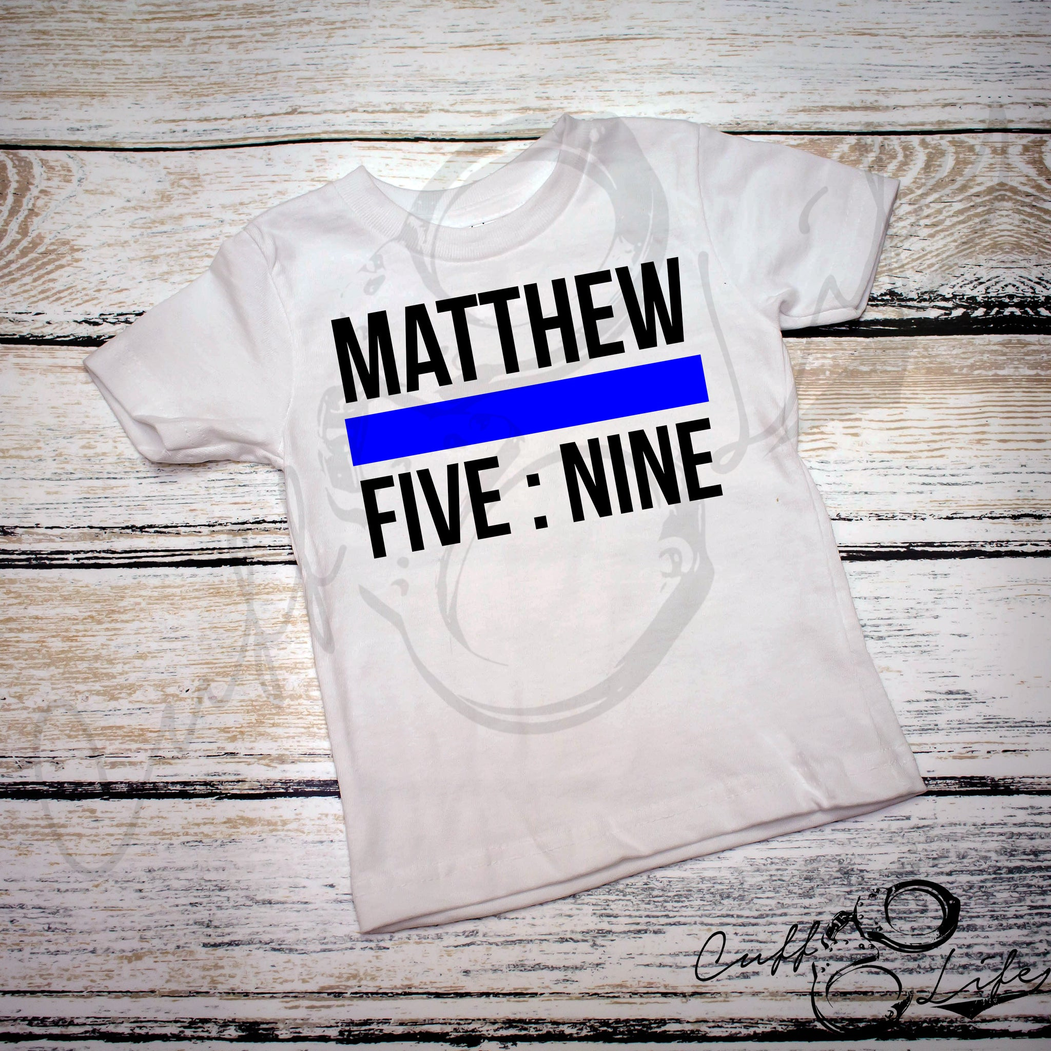 Matthew Five:Nine - Toddler/Youth T-Shirt