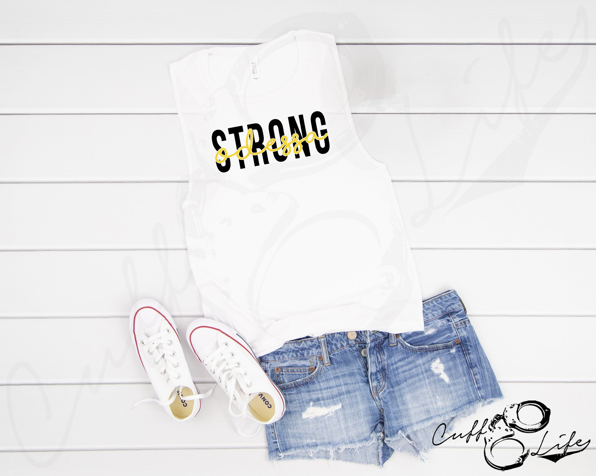 Odessa Strong 2 - Muscle Tank