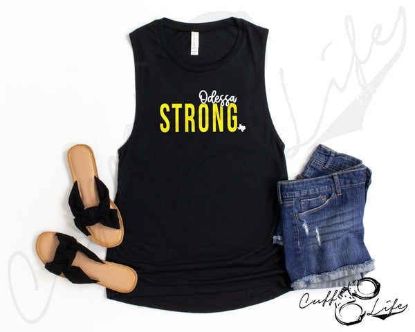 Odessa Strong 3 - Muscle Tank