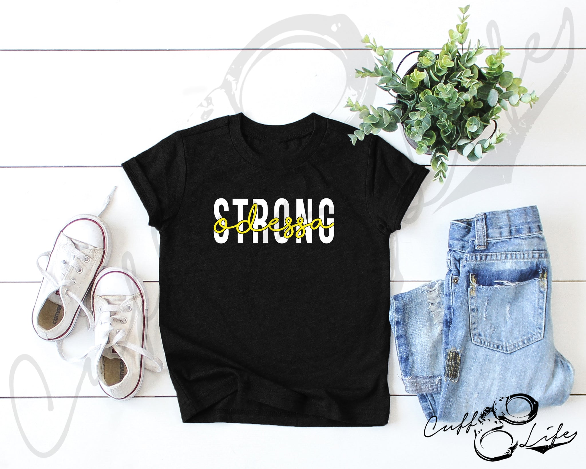 Odessa Strong 2 - Toddler/Youth T-Shirt