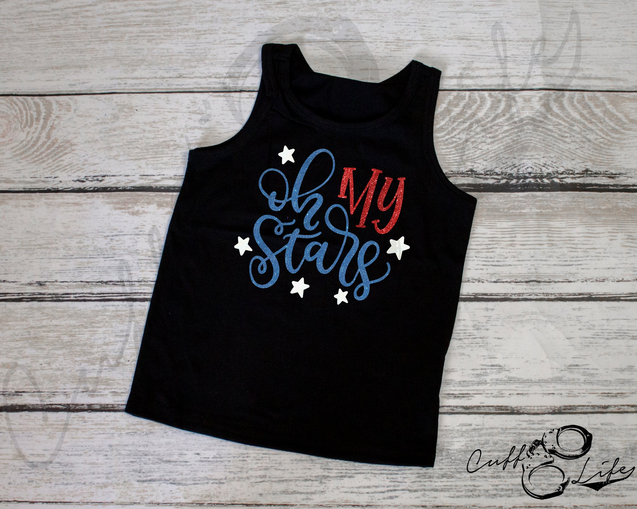 Oh My Stars - Toddler/Youth Tank