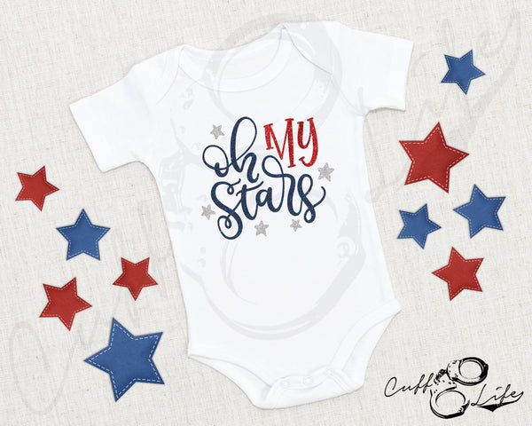 Oh My Stars - Infant Bodysuit