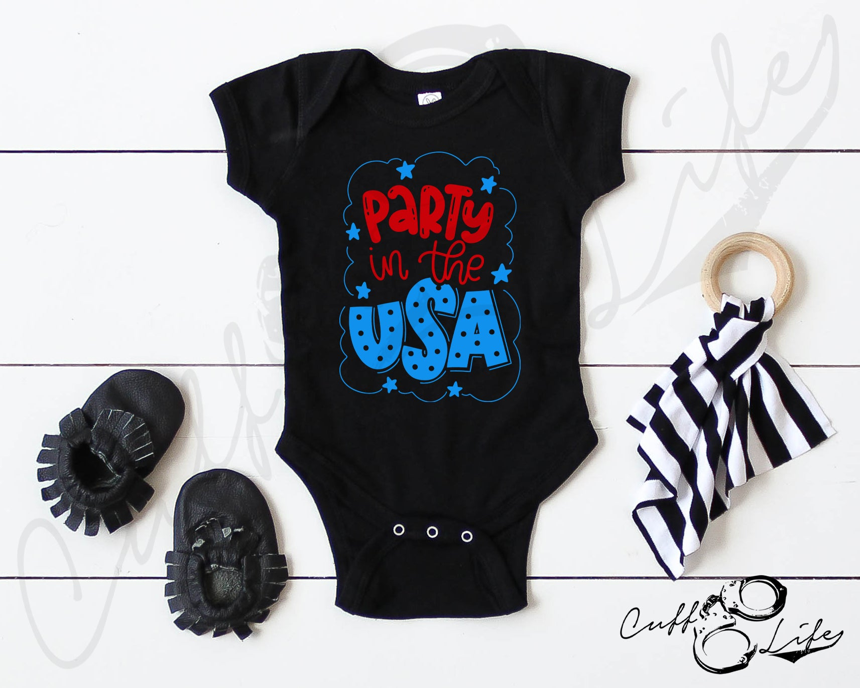 Party in the USA - Infant Bodysuit