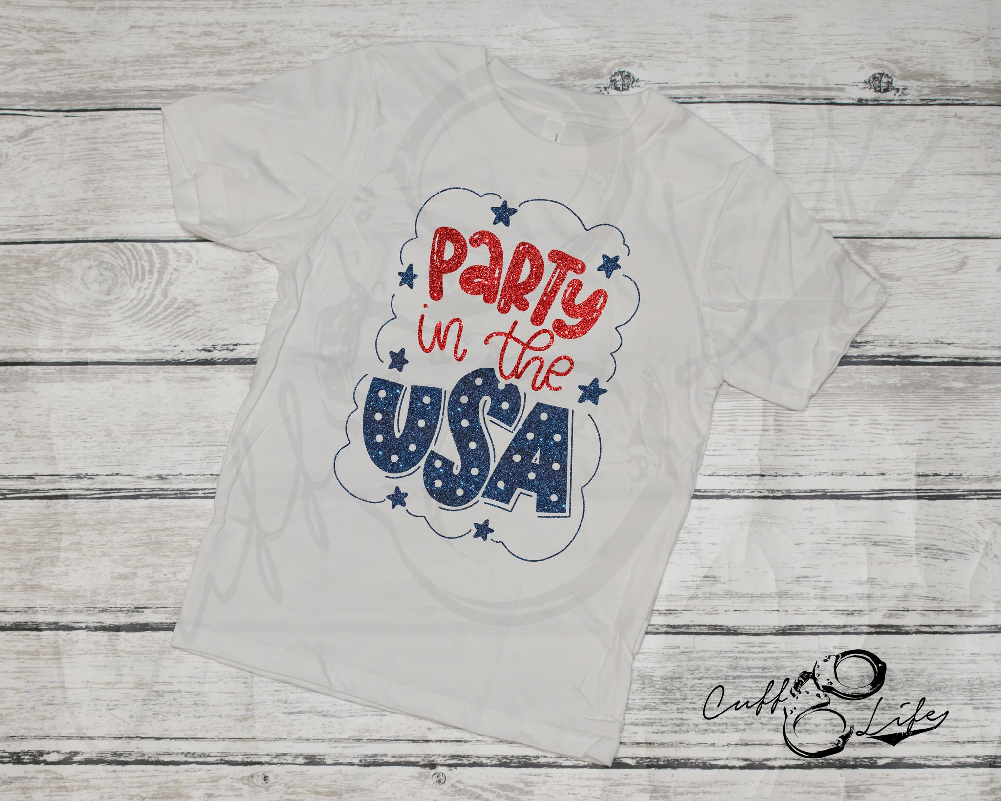 Party in the USA - Toddler/Youth T-Shirt