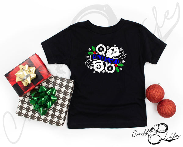 NEW Police Navidad © - Toddler/Youth T-Shirt