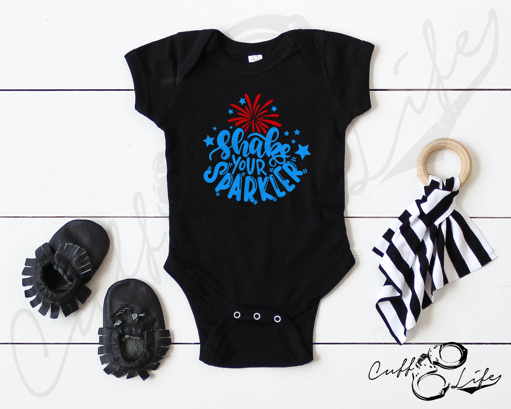 Shake Your Sparkler - Infant Bodysuit