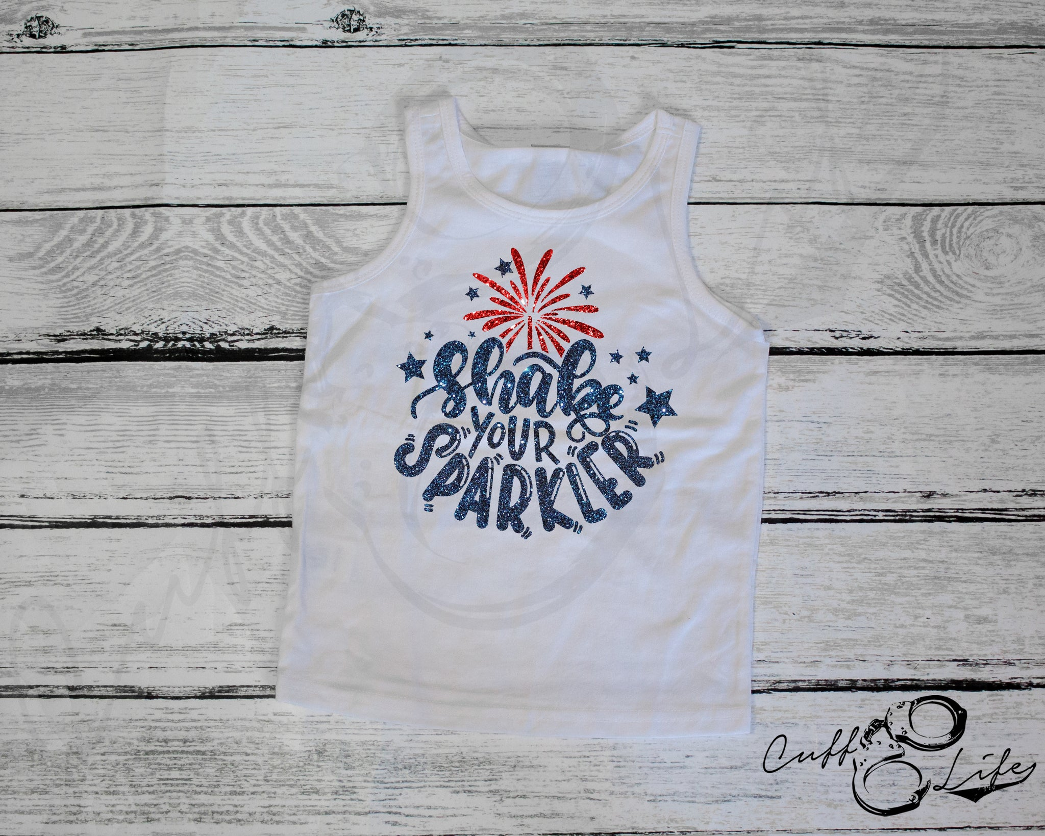 Shake Your Sparkler - Toddler/Youth Tank