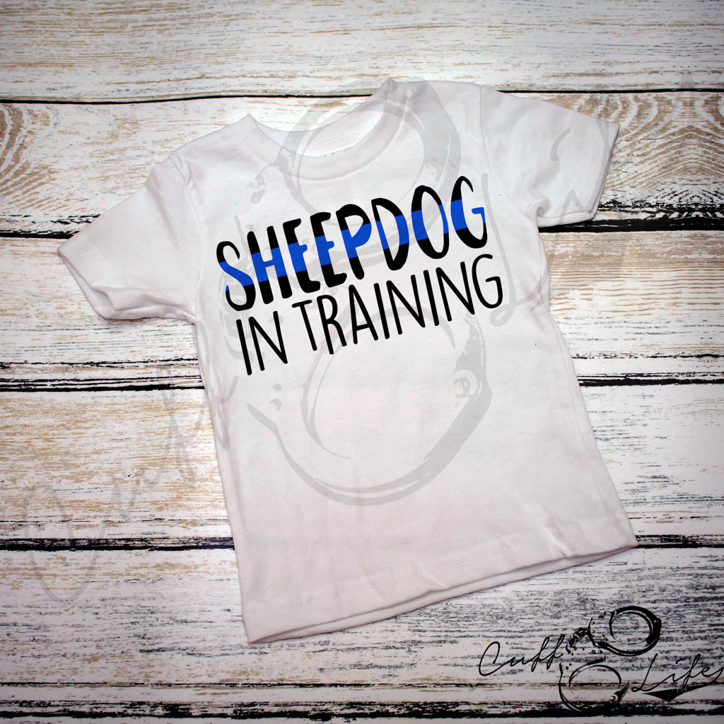 Sheepdog In Training - Toddler/Youth T-Shirt