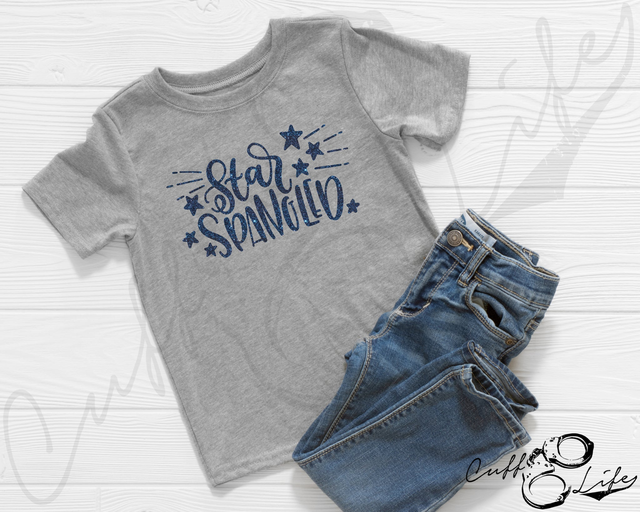 Star Spangled - Toddler/Youth T-Shirt