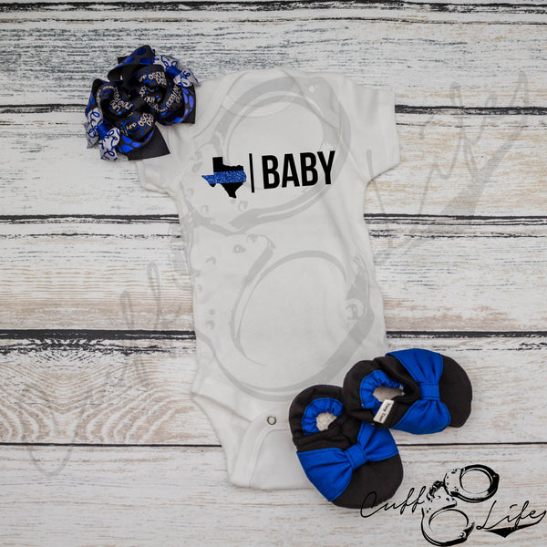 Police Baby - Infant Bodysuit