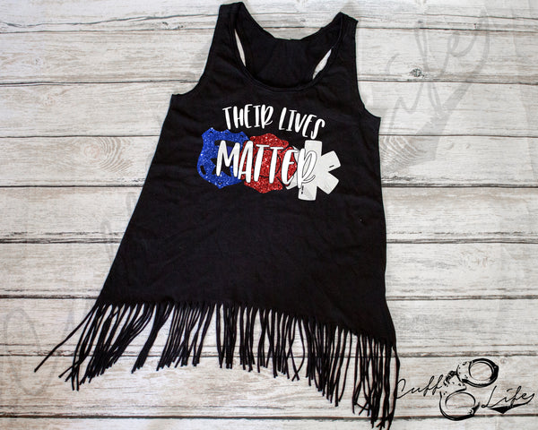 Their Lives Matter - Fringe Tank