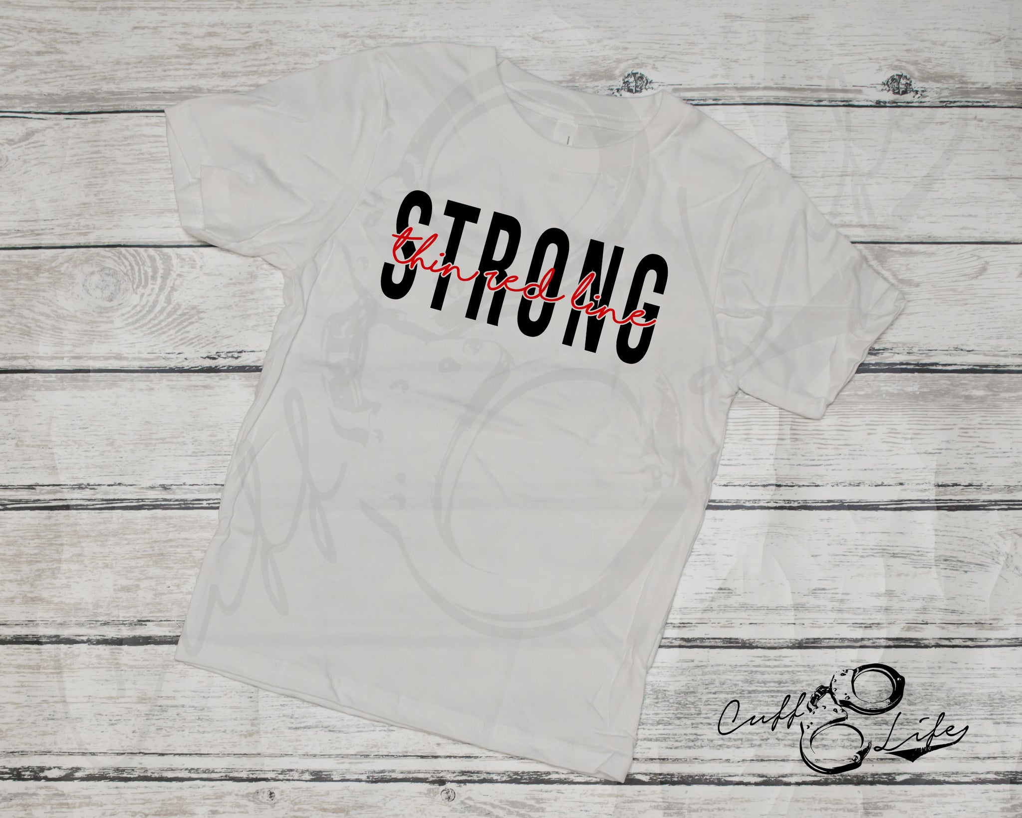 Thin Red Line STRONG - Toddler/Youth T-Shirt
