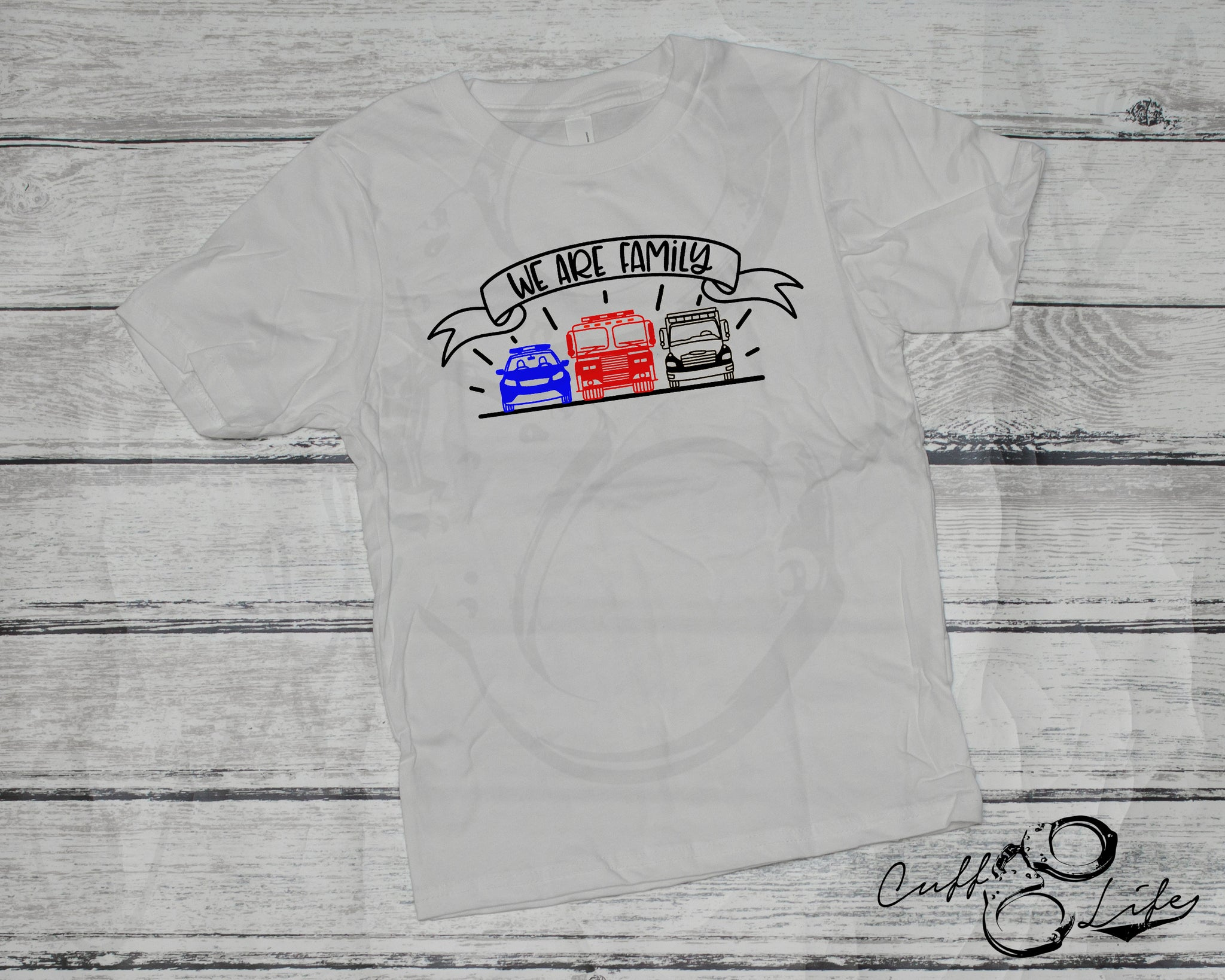 We Are Family © - Toddler/Youth T-Shirt