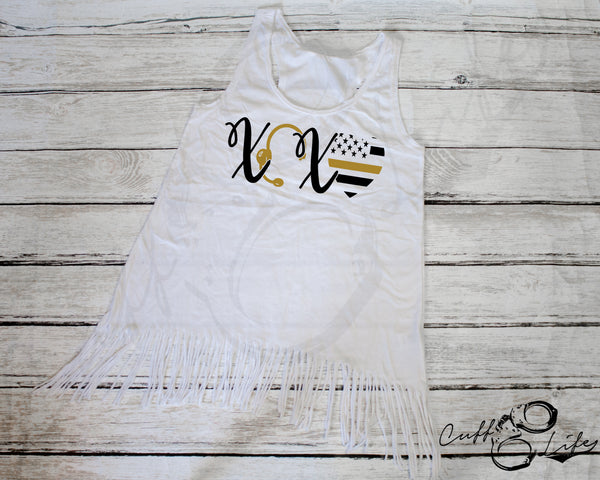 XOXO Dispatch - Fringe Tank