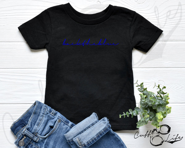 backtheblue - Toddler/Youth T-Shirt