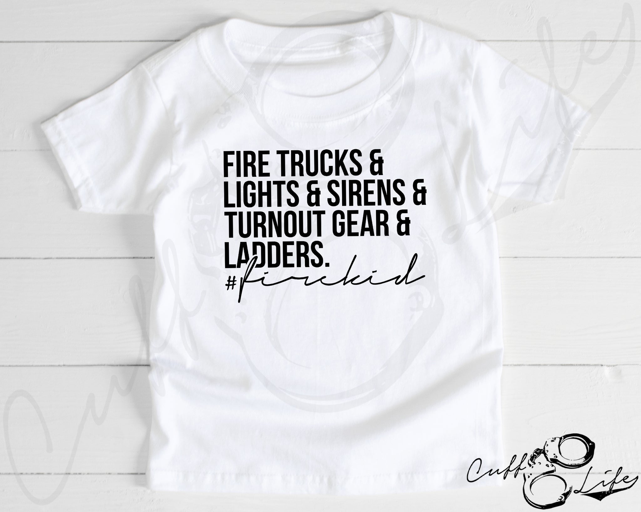 Fire Kid © - Toddler/Youth T-Shirt