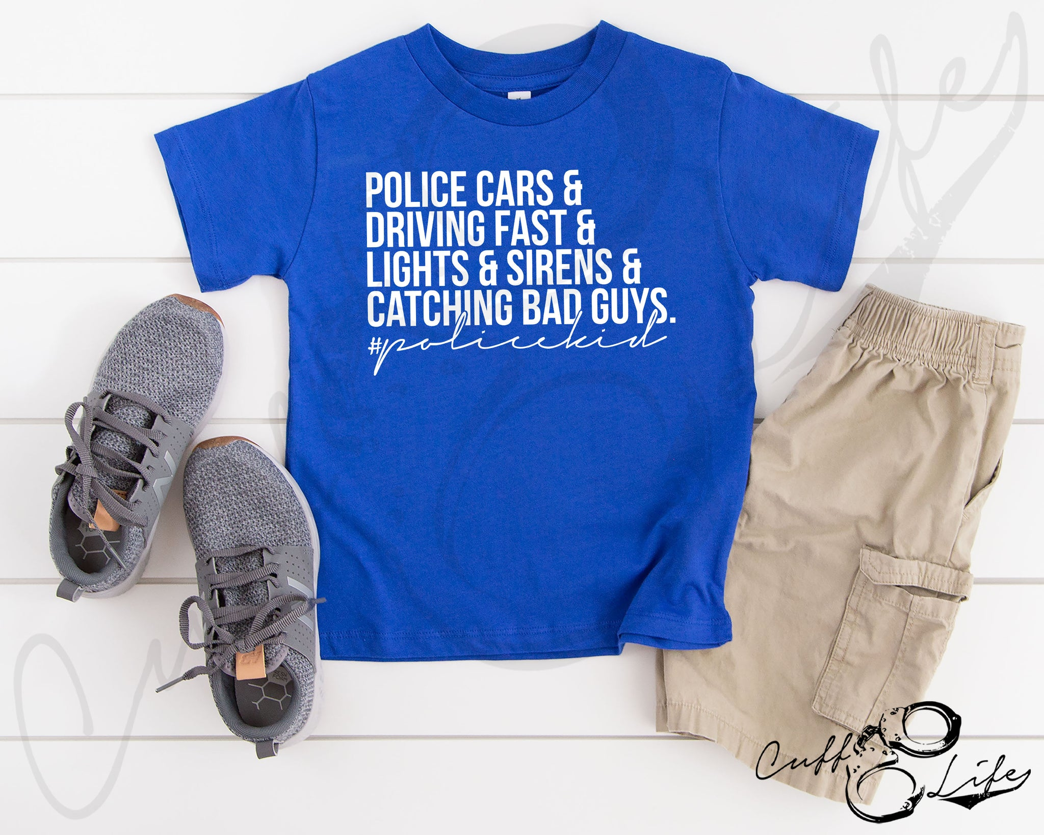 Police Kid © - Toddler/Youth T-Shirt